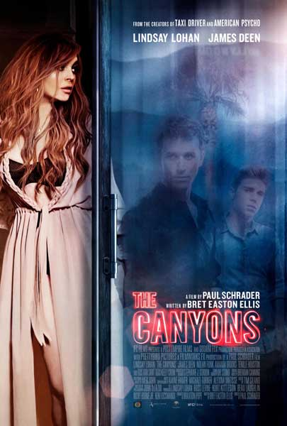 Canyons, The (2013) - Movie Poster