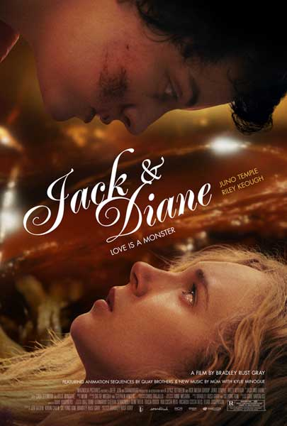Jack and Diane (2012) - Movie Poster