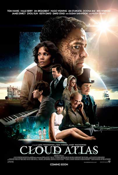 Cloud Atlas (2012) - Movie Poster