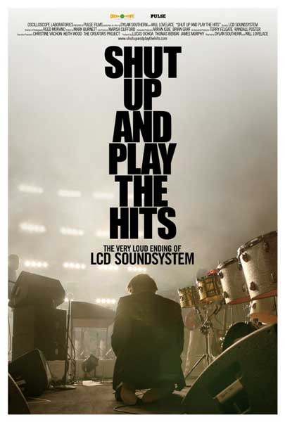 Shut Up and Play the Hits (2012) - Movie Poster