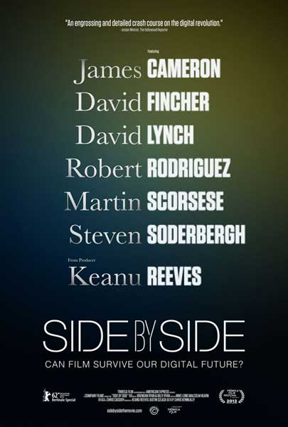 Side by Side (2012) - Movie Poster