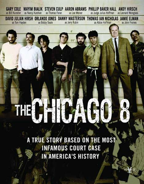 The Chicago 8 (2011) - Movie Poster