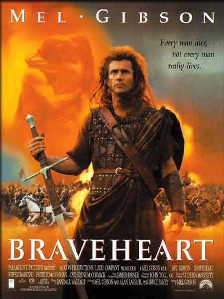 Braveheart (1996) - Movie Poster