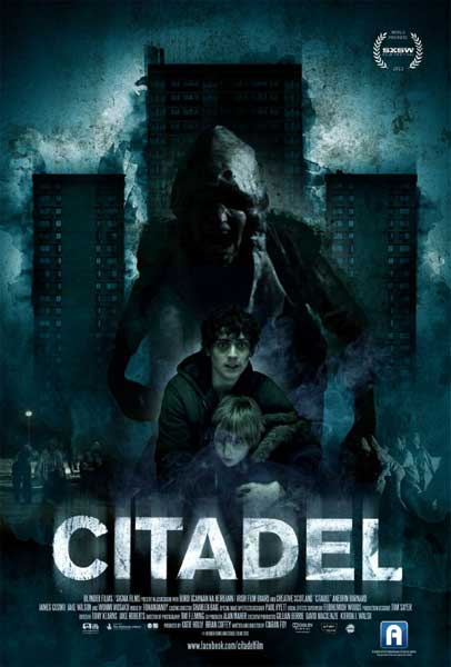 Citadel (2012) - Movie Poster