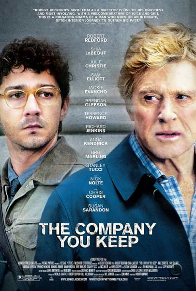 The Company You Keep (2012) - Movie Poster