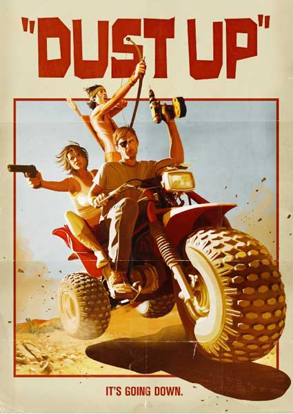 Dust Up (2012) - Movie Poster