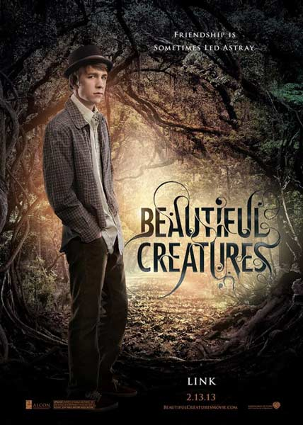 Beautiful Creatures (2013) - Movie Poster