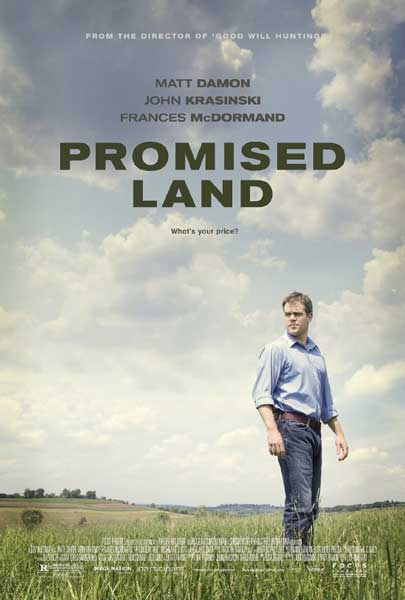 Promised Land (2012) - Movie Poster