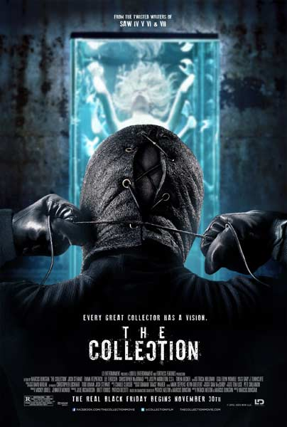 The Collection (2012) - Movie Poster