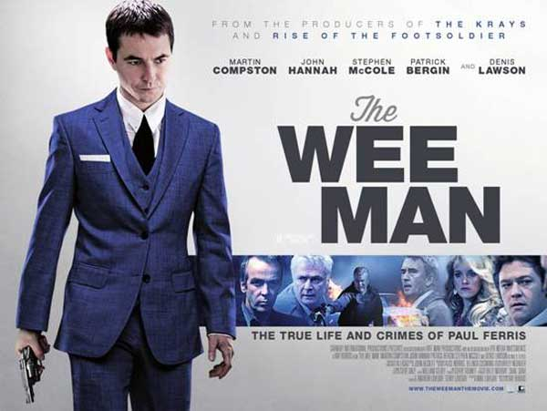 Wee Man, The (2012) - Movie Poster