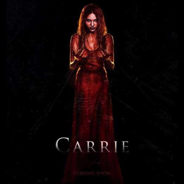 Carrie (2013) - Movie Poster