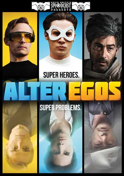 Alter Egos (2012) - Movie Poster
