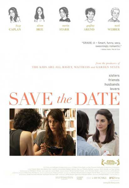 Save the Date (2012) - Movie Poster