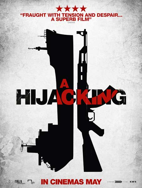 Hijacking, A (2012) - Movie Poster