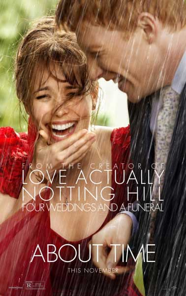 About Time (2013) - Movie Poster