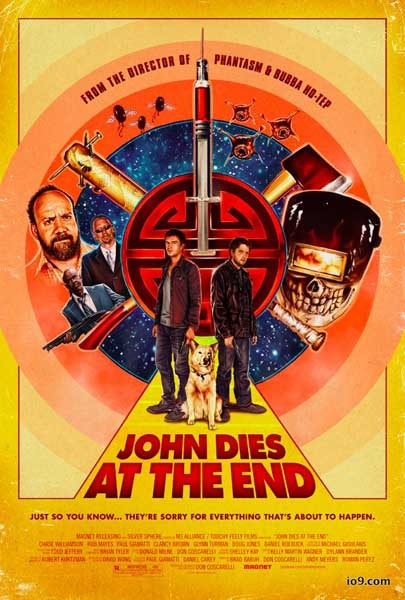 John Dies at the End (2012) - Movie Poster