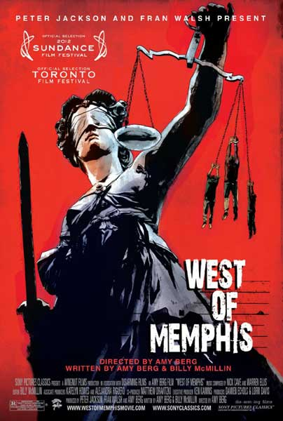 West of Memphis (2012) - Movie Poster