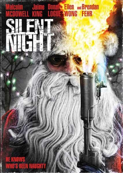 Silent Night (2012) - Movie Poster