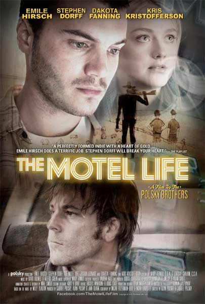 Motel Life, The (2012) - Movie Poster