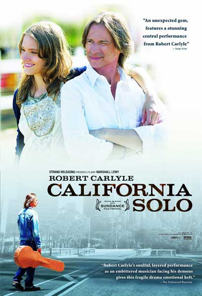California Solo (2012) - Movie Poster