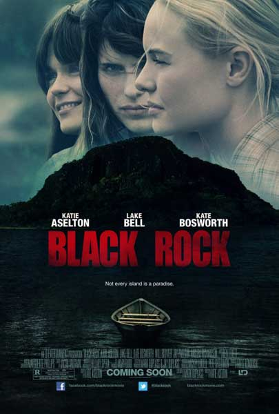 Black Rock (2012) - Movie Poster