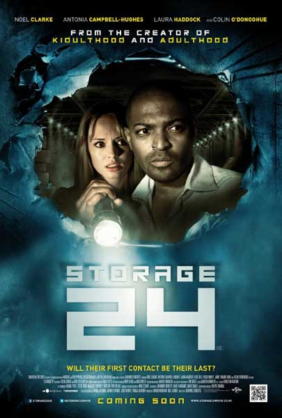 Storage 24 (2012) - Movie Poster