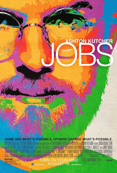 Jobs (2013) - Movie Poster