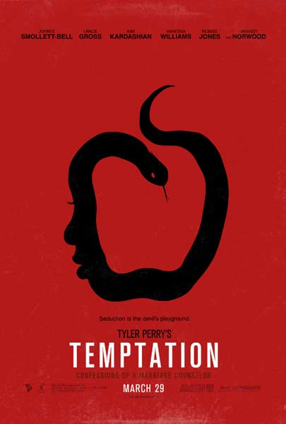 Tyler Perry\'s Temptation: Confessions of a Marriage Counselor (2013) - Movie Poster