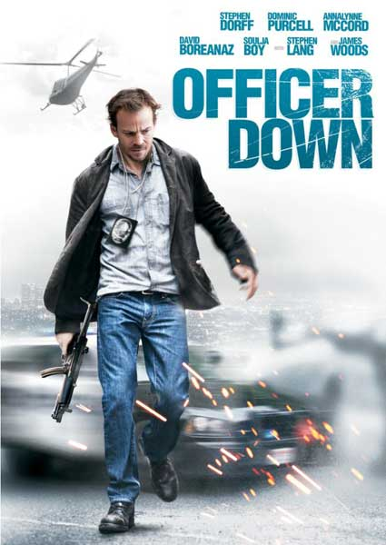 Officer Down (I) (2012) - Movie Poster