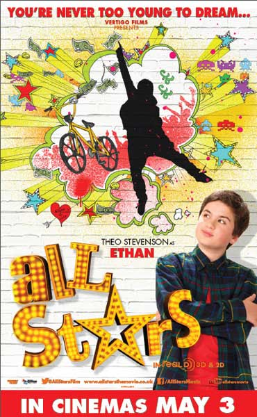 All Stars (2013) - Movie Poster