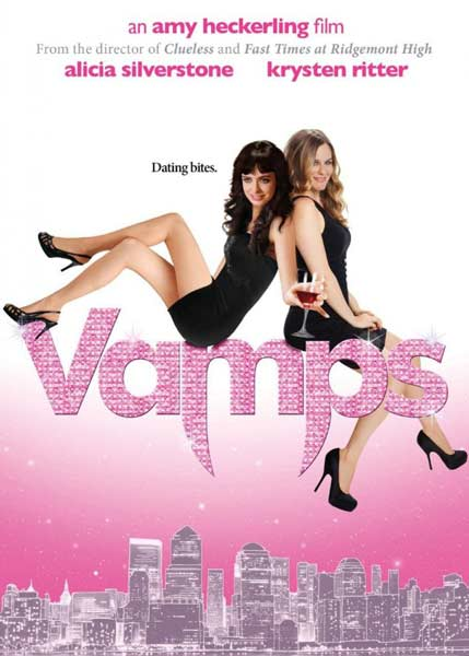 Vamps (2012) - Movie Poster