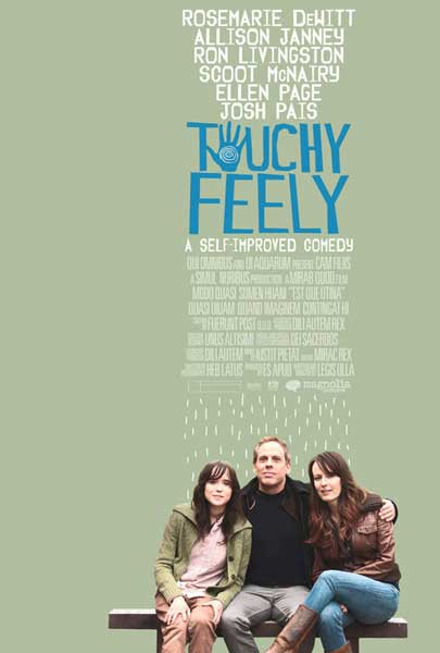 Touchy Feely (2013) - Movie Poster