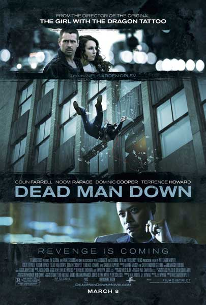 Dead Man Down (2013) - Movie Poster
