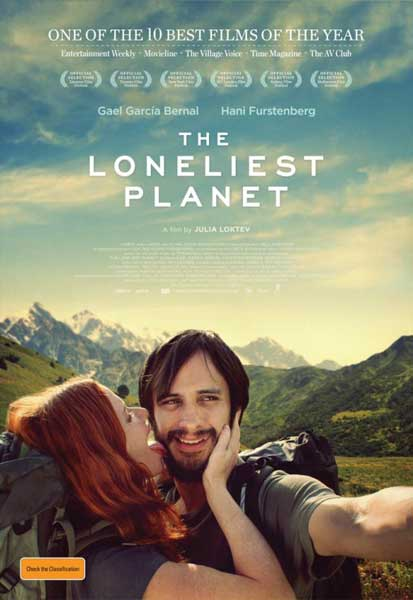 The Loneliest Planet (2011) - Movie Poster