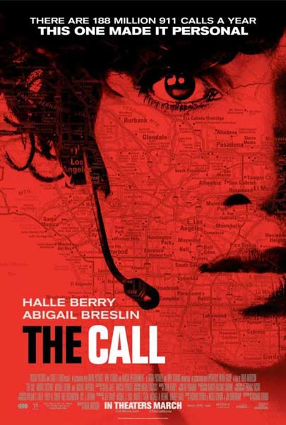 Call, The (2013) - Movie Poster