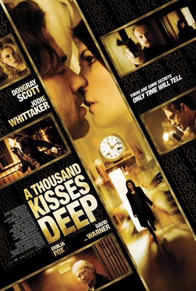 A Thousand Kisses Deep (2011) - Movie Poster