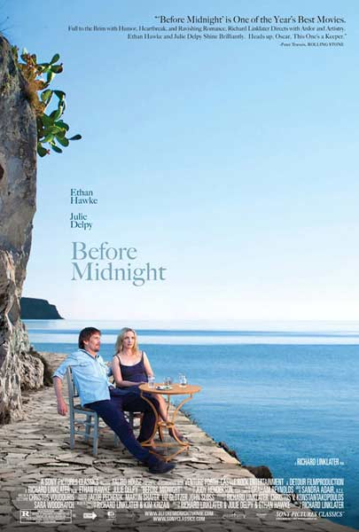 Before Midnight (2013) - Movie Poster