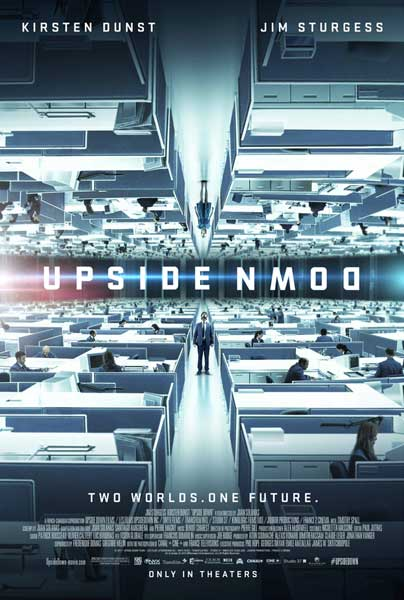 Upside Down (2012) - Movie Poster