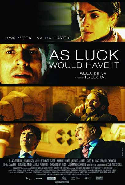 As Luck Would Have It (2011)  - Movie Poster