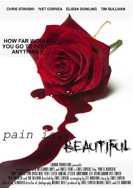 Pain Is Beautiful (2012) - Movie Poster