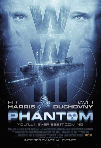 Phantom (2013) - Movie Poster