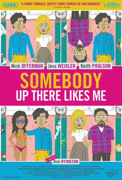 Somebody Up There Likes Me (2012) - Movie Poster