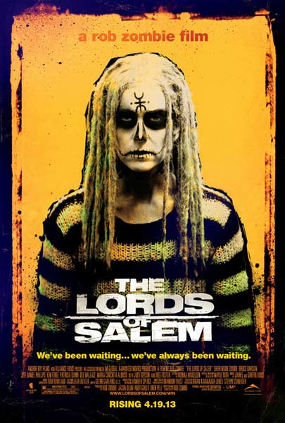 The Lords of Salem (2012) - Movie Poster