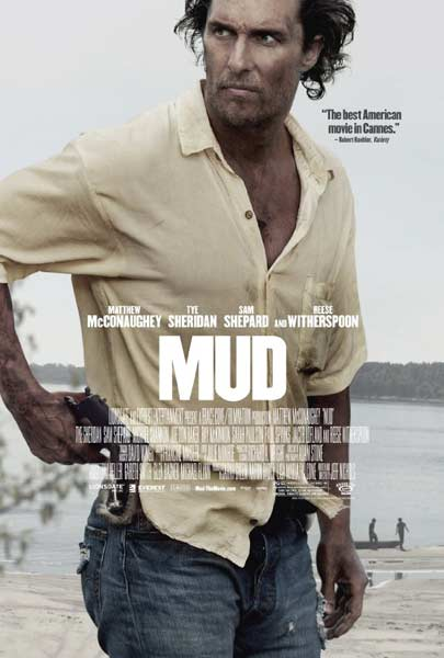 Mud (2012) - Movie Poster
