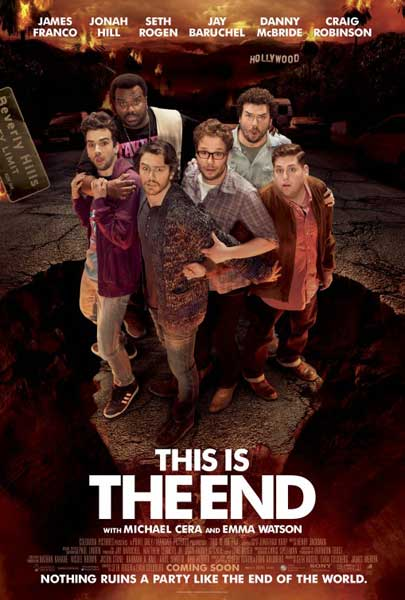 This Is the End (2013) - Movie Poster