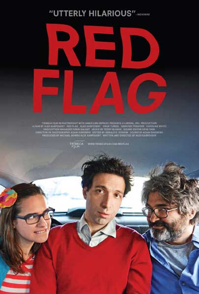 Red Flag (2012)  - Movie Poster