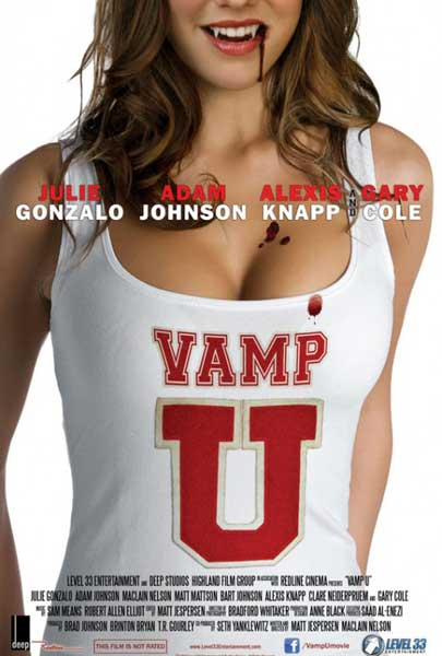 Vamp U (2013)  - Movie Poster