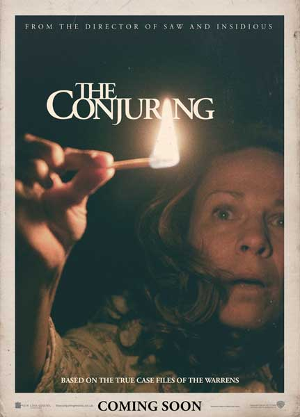 The Conjuring (2013)  - Movie Poster