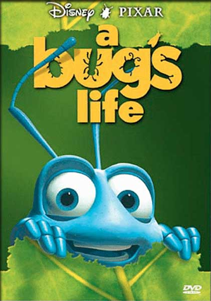 A Bug's Life (1998) - Movie Poster