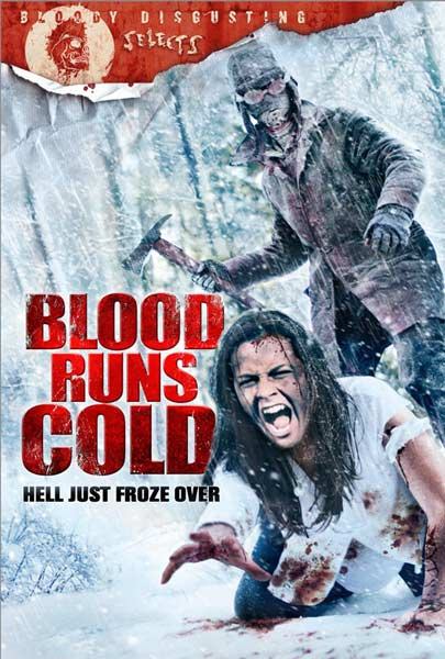Blood Runs Cold (2011)  - Movie Poster